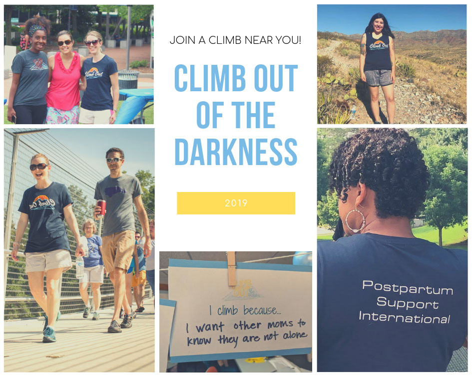 Climb Out Of The Darkness 2019